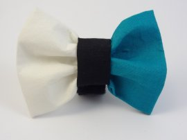 Football- Port Power Inspired Bow Tie