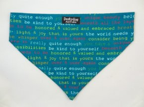 Kind Words Bandanna